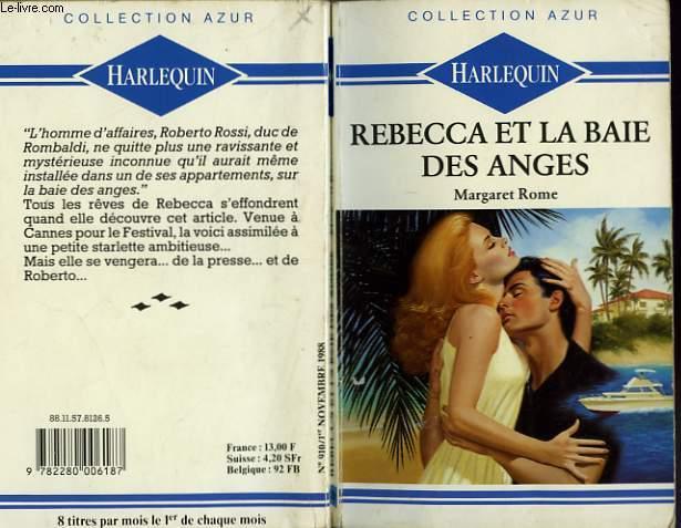 REBECCA ET LA BAIE DES ANGES - BAY OF ANGELS