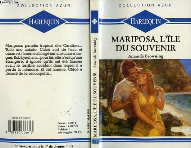 MARIPOSA L'ILE DU SOUVENIR - PERFECT STRANGERS
