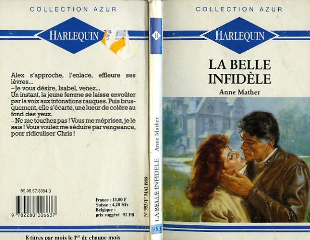 LA BELLE INFIDELLE - BURNING INHERANCE