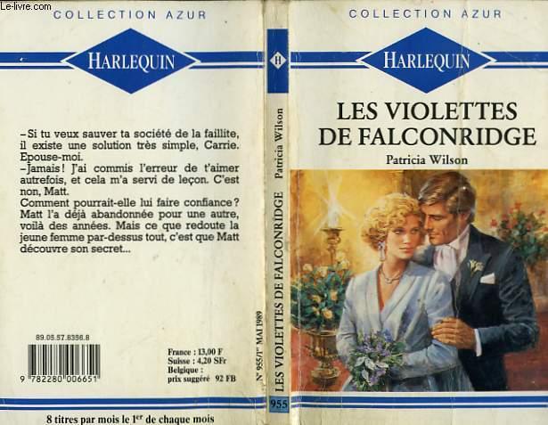 LES VIOLETTES DE FALCONRIDGE - A LINGERING MELODY