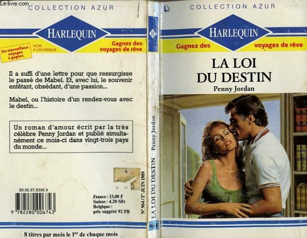LE LOI DU DESTIN - A REASON FOR BEING