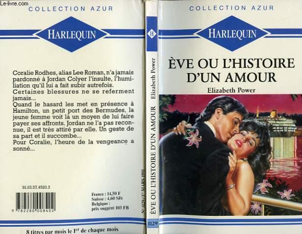 EVE OU L'HISTOIRE D'UN AMOUR - THE DEVIL'S EDEN