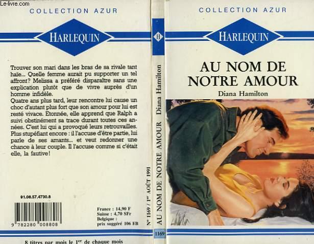 AU NOM DE NOTRE AMOUR - BETRAYAL OF LOVE