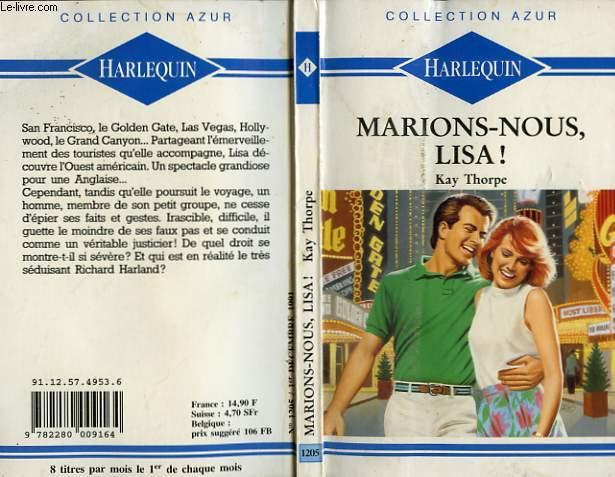 MARIONS NOUS LISA ! - TROUBLE ON TOUR
