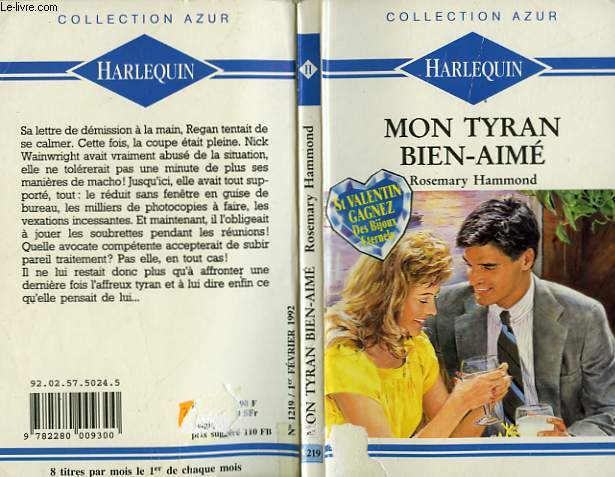 MON TYRAN BIEN AIME - ANYTHING FOR YOU