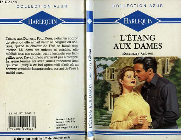 L'ETANG AUX DAMES - TO TRUST A STRANGER