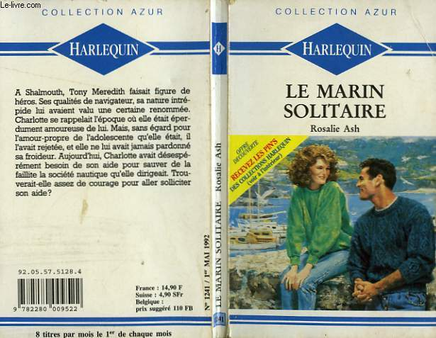 LE MARIN SOLITAIRE - UNSAFE HARBOUR