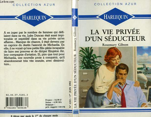 LA VIE PRIVEE D'UN SEDUCTEUR - AN UNEQUAL PARTNERSHIP