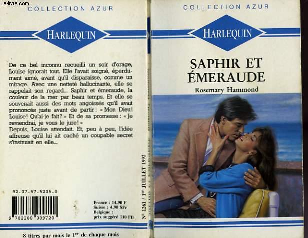 SAPHIR ET EMERAUDE - THE COLOUR OF THE SEA