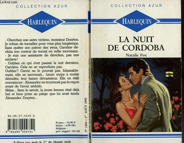 LA NUIT DE CORDOBA - NIGHTS OF DESIRE