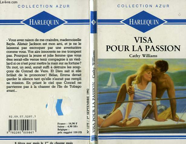 VISA POUR LA PASSION - CARIBEAN DESIRE