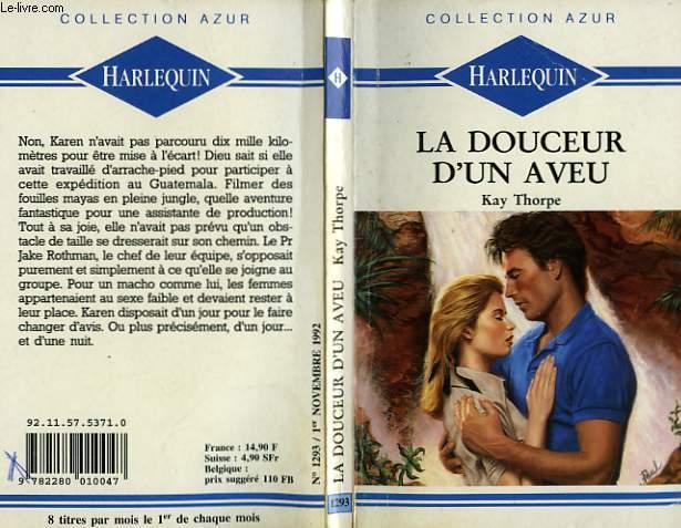 LA DOUCEUR D'UN AVEU - WILD STREAK