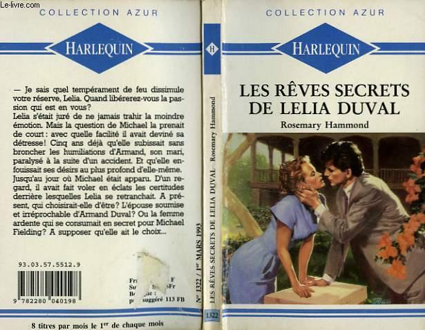 LES REVES SECRETS DE LEILA DUVAL - THE HOUSE ON CHARTRES STREET