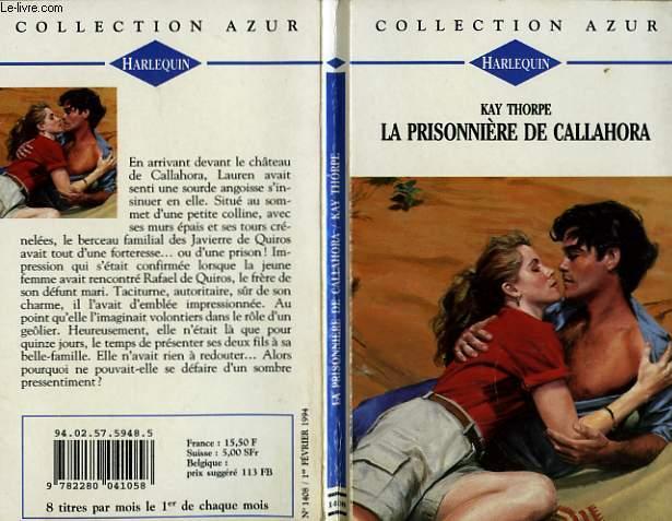 LA PRISONNIERE DE CALLAHORA - THE SPANISH CONNECTION