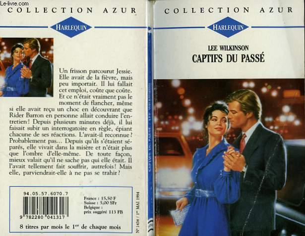 CAPTIFS DU PASSE - LOST LADY