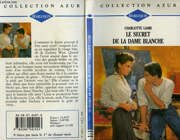 LE SECRET DE LA DAME BLANCHE - DREAMING