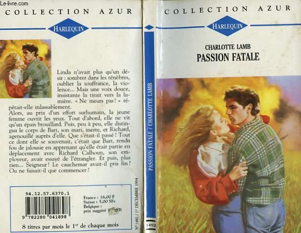 PASSION FATALE - GUILTY LOVE