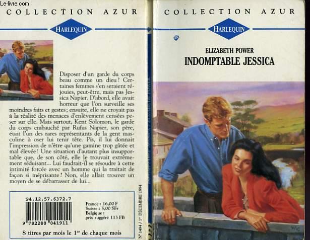 INDOMPTABLE JESSICA - CLOSE CAPTIVITY