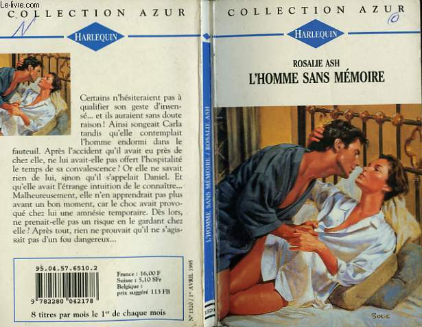 L'HOMME SANS MEMOIRE - MYTHS OF THE MOON