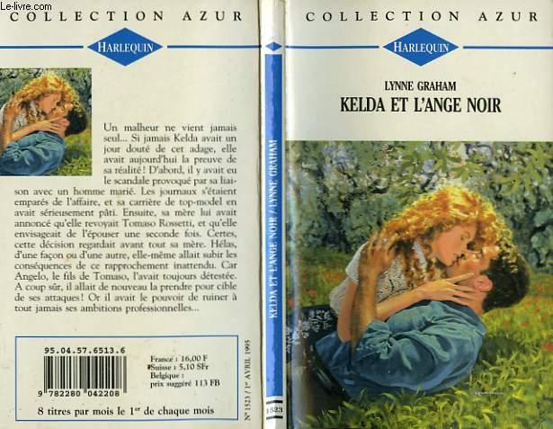 KELDA ET L'ANGE NOIR - ANGEL OF DARKNESS
