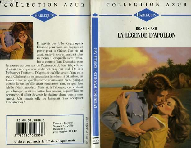 LA LEGENDE D'APOLLON - APOLLO'S LEGEND