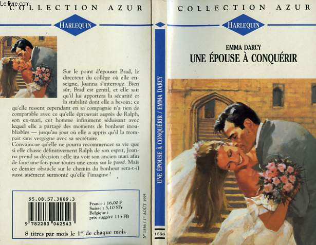 UNE EPOUSE A CONQUERIR - A WEDDING TO REMEMBER