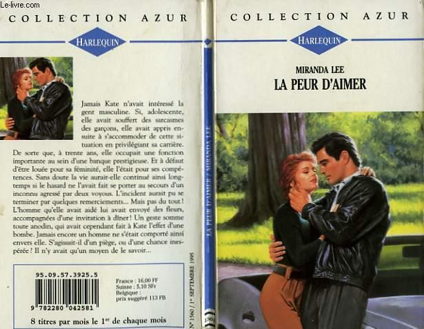 LA PEUR D'AIMER - HEART THROB FOR HIRE