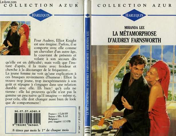 LA METAMORPHOSE D'AUDREY FARNSWORTH - KNIGHT TO THE RESCUE