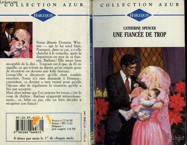 UNE FIANCEE DE TROP - DOMINIC'S CHILD