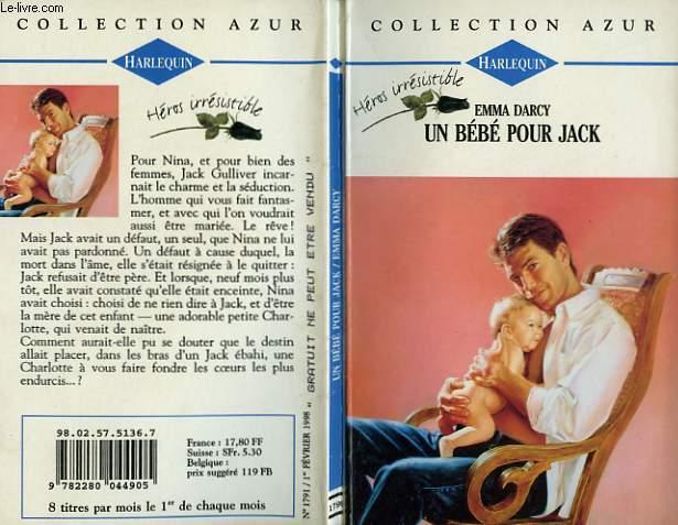 UN BEBE POUR JACK - JACK'S BABY