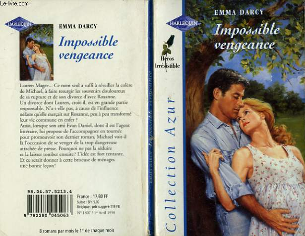 IMPOSSIBLE VENGEANCE - THE FATHER OF HER CHILD