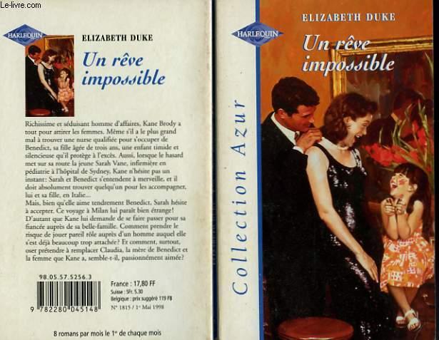 UN REVE IMPOSSIBLE - MAKE BELIEV FAMILY