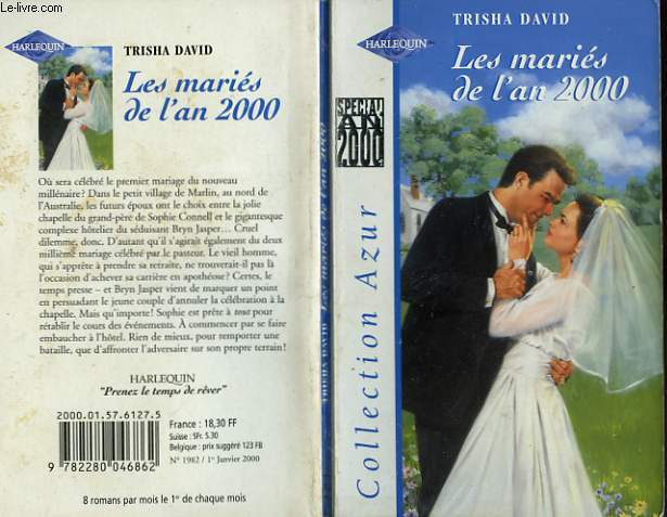 LES MARIES DE L'AN 2000 - BRIDE 2000