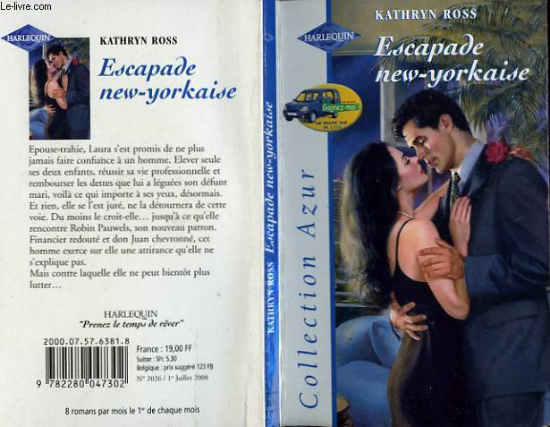 ESCAPADE NEW YORKAISE - THE BOSS'S MISTRESS