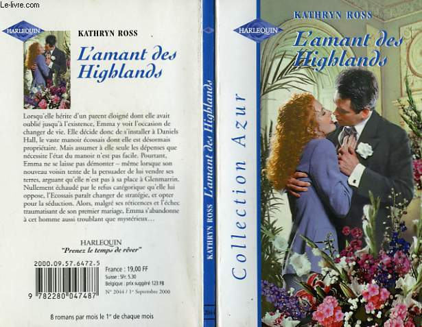 L'AMANT DES HIGHLANDS - TERMS OF ENGAGEMENT