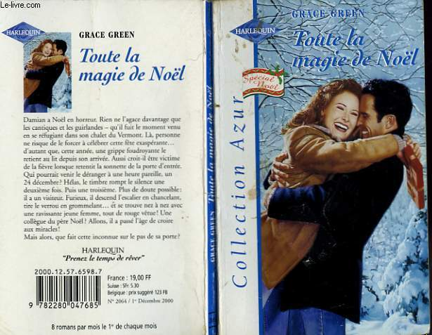 TOUTE LA MAGIE DE NOEL - A MIRACLE FOR CHRISTMAS