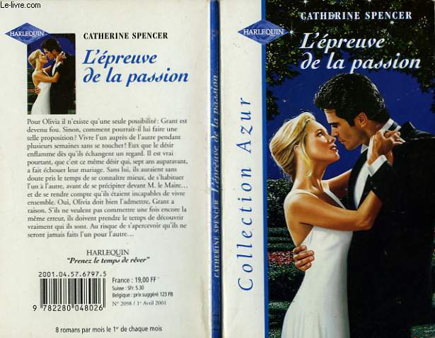 L'EPREUVE DE LA PASSION - THE MARRIAGE EXPERIMENT