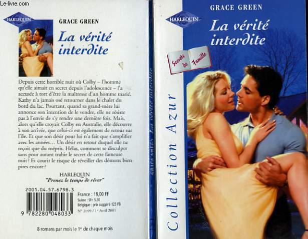 LA VERITE INTERDITE - COLBY'S WIFE