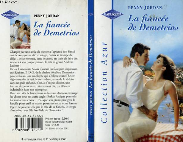 LA FIANCEE DE DEMETRIOS - THE DEMETRIOS VIRGIN