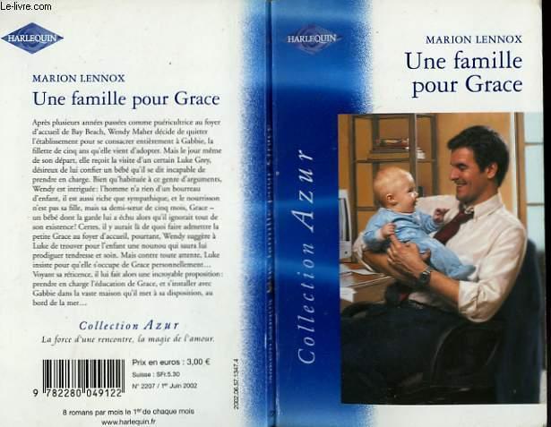 UNE FAMILLE POUR GRACE - THEIR BABY BARGAIN