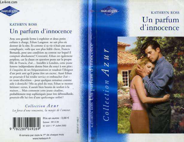 UN PARFUM D'INNOCENCE - BRIDE BY DECEPTION