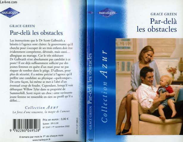 PAR DELA LES OBSTACLES - HIS POTENTIAL WIFE