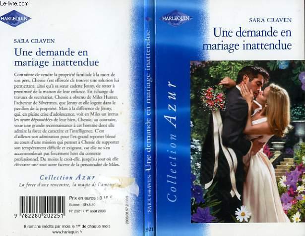 UNE DEMANDE EN MARIAGE INATTENDUE - HIS CONVENIENT MARRIAGE