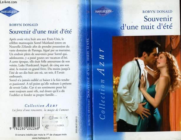 SOUVENIR D'UNE NUIT D'ETE - ONE NIGHT AT PARENGA