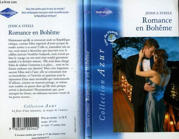 ROMANCE EN BOHEME - WEST OF BOHEMIA