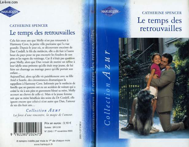 LE TEMPS DES RETROUVAILLES - THE DOCTOR'S SECRET CHILD