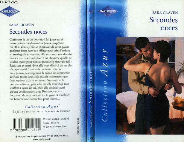 SECONDES NOCES - THE MARRIAGE TRUCE
