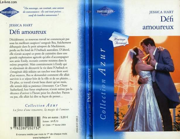 DEFI AMOUREUX - THE WEDDING CHALLENGE