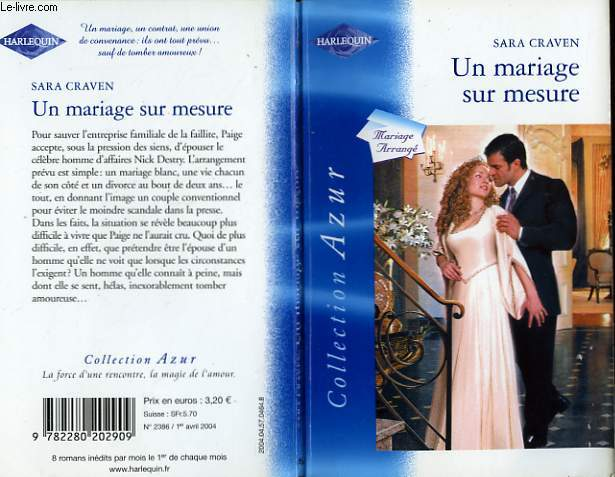 UN MARIAGE SUR MESURE - THE MARRIAGE PROPOSITION