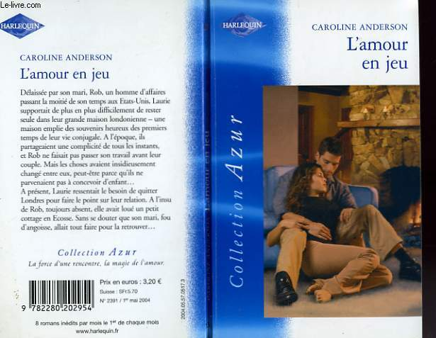 L'AMOUR EN JEU - THE BABY QUESTION